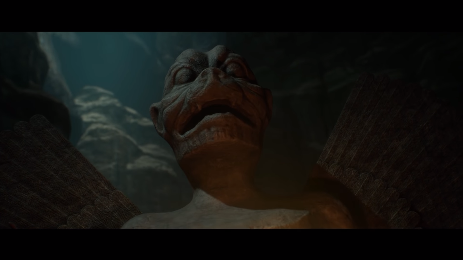 Captura del trailer de  The Dark Pictures Anthology: House of Ashes